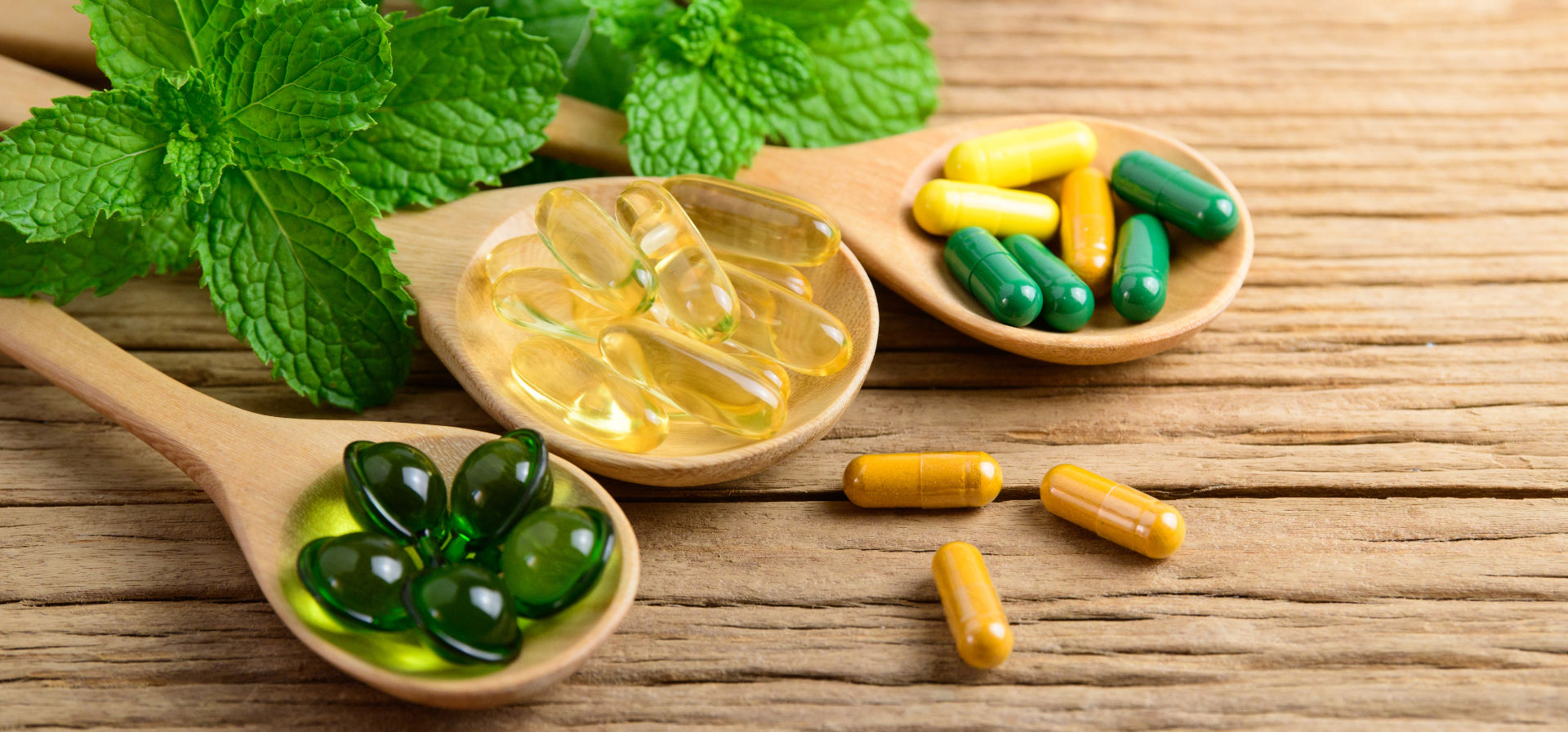 Rozwój rynku suplementów diety